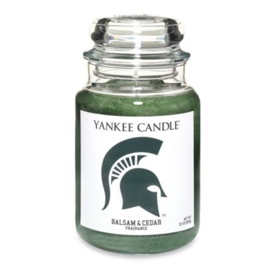 Yankee Candle® Michigan State University Large Jar Fan Candle