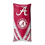 University of Alabama Folding Body Pillow