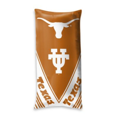 University of Texas Body Pillow