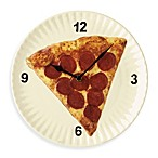Pizza Slice Clock