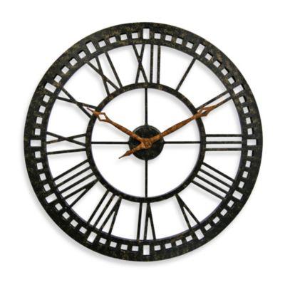 29-Inch Open Roman Numeral Clock