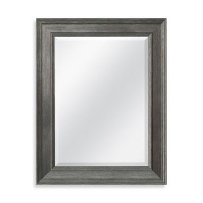 Pewter Decorative Mirror