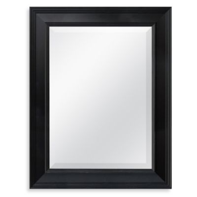 Black Decor Mirrors