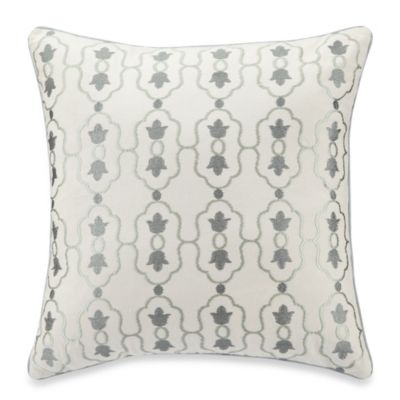 B. Smith Maren Square Toss Pillow