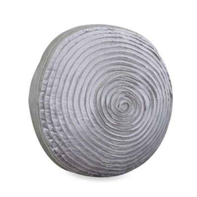 Nostalgia Home™ Cody Round Toss Pillow