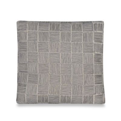 upstairs by Dransfield & Ross Antigua Square Throw Pillow