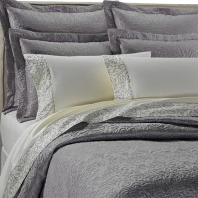 Upstairs by Dransfield Ross Antigua Coverlet