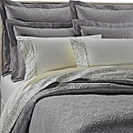 upstairs by Dransfield & Ross Antigua Coverlet Pillow Sham