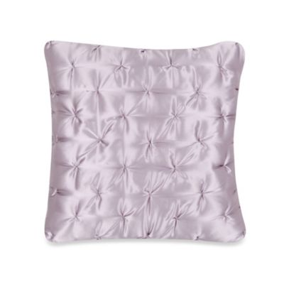 Blissliving® Home Evelyn Euro Sham in Thistle