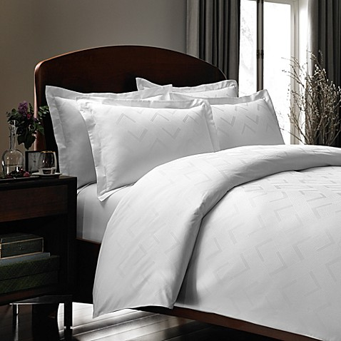 wamsutta ashton full queen duvet cover bed bath beyond