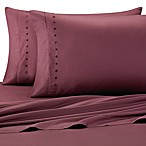 The Tallulah Collection by Kevin O' Brien Khaya Sheet Set in Tulipwood
