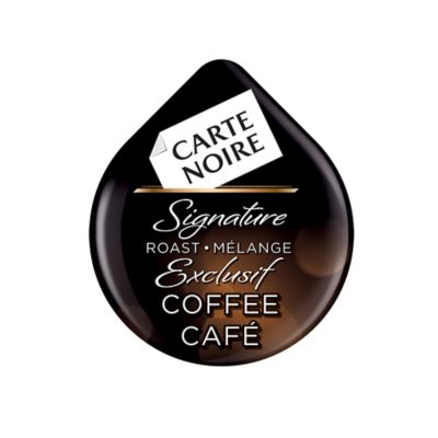 Carte Noire 14-Count Signature Roast Coffee T-DISCs for Tassimo™ Beverage System
