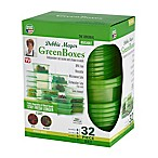 Debbie Meyer Ultra Lite Green Boxes (Set of 16)