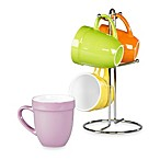 Tabletops Unlimited® 5-piece Classic Mug Tree