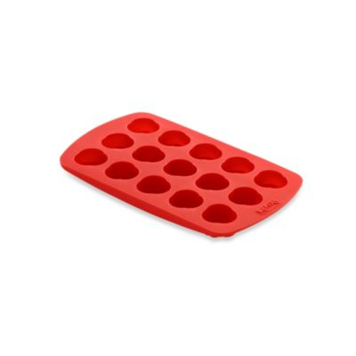 Lékué Silicone 15-Cavity Rose-Shaped Baking/Chocolate Molds