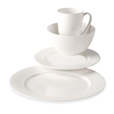 Tabletops Unlimited® Felicia Bone China 16-Piece Set