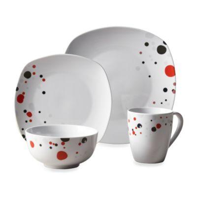Tabletops Unlimited® Fairfax Square Porcelain 16-Piece Set