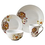 Tabletops Unlimited® Avalon Round Porcelain 16-Piece Set