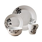 Tabletops Unlimited® Rebecca Round Porcelain 16-Piece Set