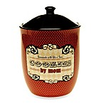 Certified International Eat at Mom's 10.25-Inch Cookie Jar