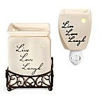 Sentiments Ceramic Plug-In Wax Warmer
