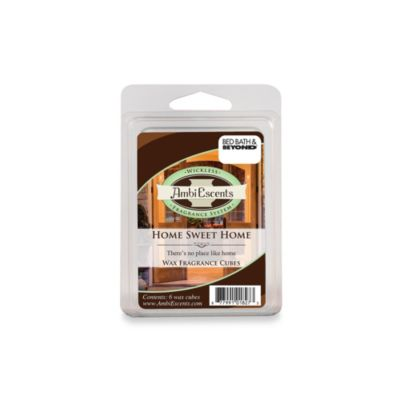 Home Sweet Home Fragrance Cubes