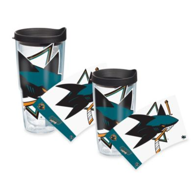 Tervis® San Jose Sharks Colossal Wrap 24-Ounce Tumbler