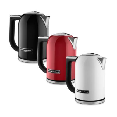 KitchenAid® 1.7 Liter Electric Kettle in White