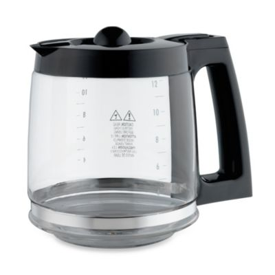 Coffee Maker Decanter Replacement : Replacement 12-Cup Coffee Carafe for Hamilton Beach 49980Z Two-Way Brewer - www.BedBathandBeyond.ca