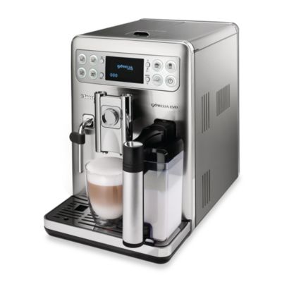 Philips Saeco Exprelia EVO Espresso Cappuccino Machine with Grinder