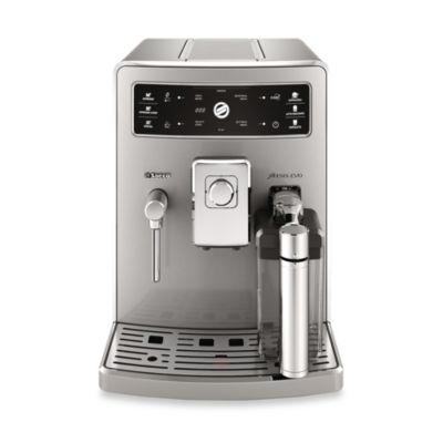 Philips Saeco Xelsis EVO Espresso Cappuccino Machine with Grinder