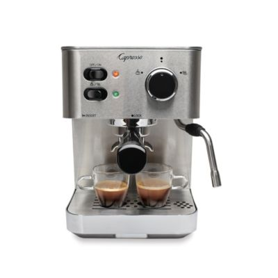 Capresso® EC PRO Pump Espresso and Cappuccino Machine