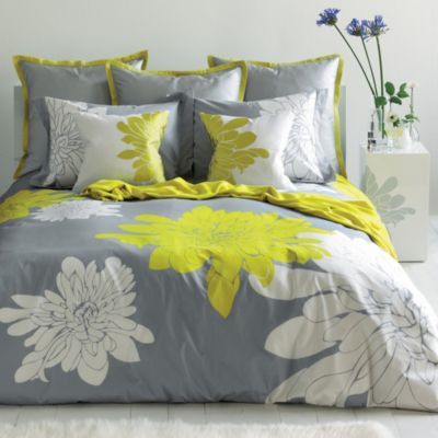 Blissliving® Home Ashley Full/Queen Duvet Cover Set in Citron