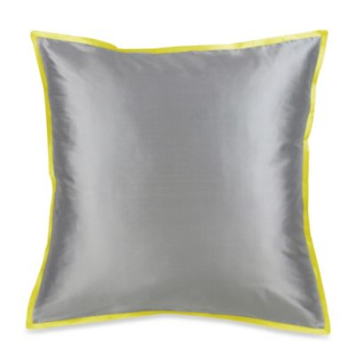 Blissliving® Home Caltha European Pillow Sham in Citron