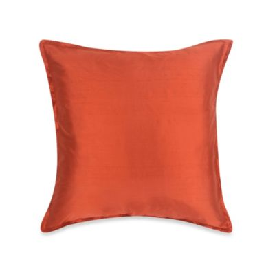 Blissliving® Home Lucca Euro Sham in Coral