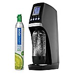 SodaStream Revolution Black/Silver Starter Kit