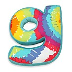 One Grace Place Terrific Tie Dye Decorative Letter