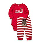 Carter's® My First Christmas 2-Piece Pant Set