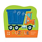 Crocodile Creek® 12-Piece Mini Shaped Dump Truck Puzzle