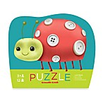 Crocodile Creek 12-Piece Mini Shaped Ladybug Puzzle