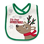 Carter's® My First Christmas Bib