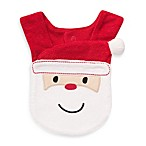 Carter's® Red Santa Bib