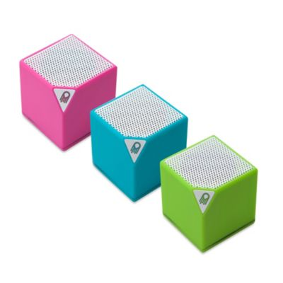 Music Cube Bluetooth Speaker
