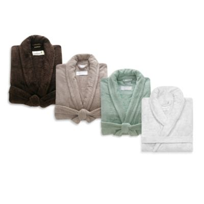 Kassatex Bath Bathrobe Women's Apparel Accessories