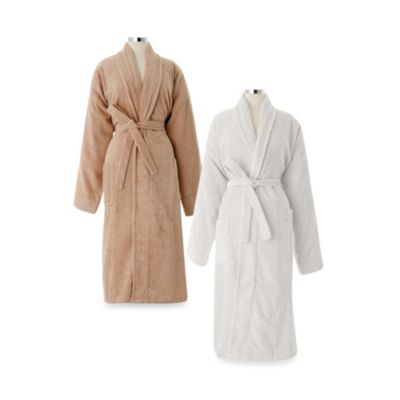 Pure Fiber Organic Cotton Robe