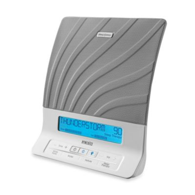 Buy White Noise Machine From Bed Bath Amp Beyond