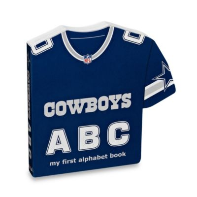 NFL Dallas Cowboys ABC Board Book