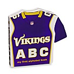 NFL Minnesota Vikings ABC Board Book