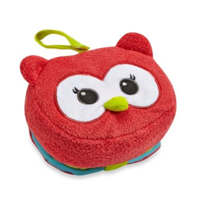 Baby Starters® Soft Plush Owl Book