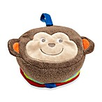 Baby Starters® Soft Plush Monkey Book